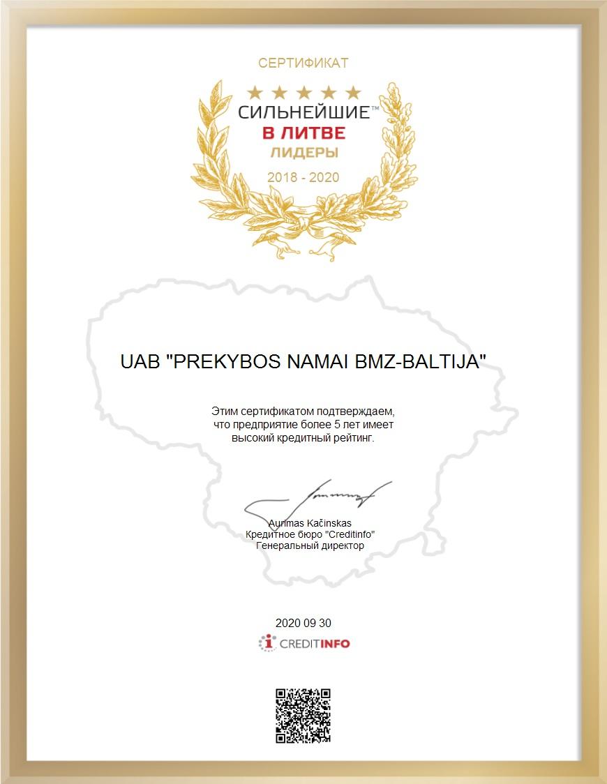 Certificate (52)